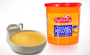 Earn money with ease producing custard powder